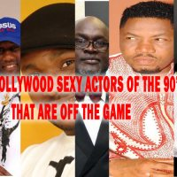 Top 10 Nollywood Actors of the 90's that are off the game.
