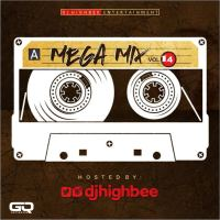 "Download DJ mix: from ""Dj HIGHBEE"" Mega mix"